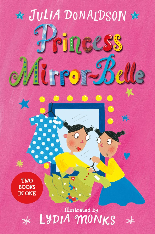 Princess Mirror-Belle (Bind Up 1) - Jacket