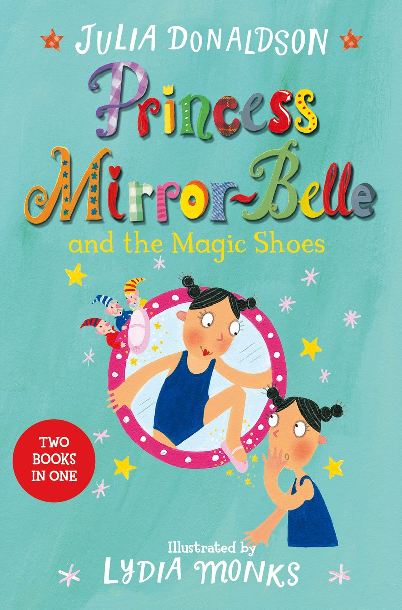 Princess Mirror-Belle and the Magic Shoes (Bind Up 2) - Jacket