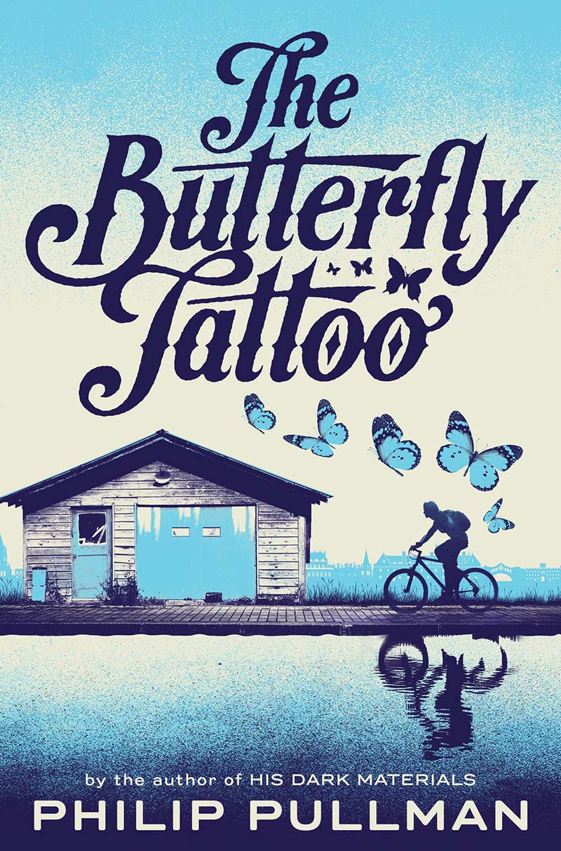 The Butterfly Tattoo - Jacket