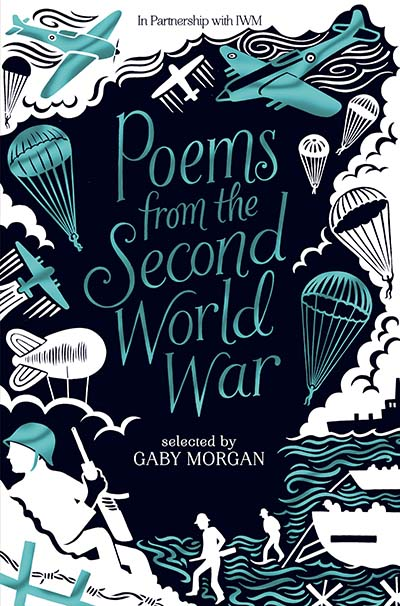 Poems from the Second World War - Jacket