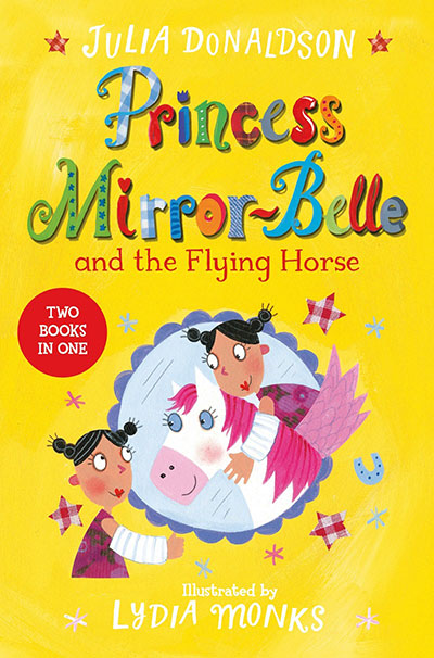 Princess Mirror-Belle and the Flying Horse (Bind Up 3) - Jacket