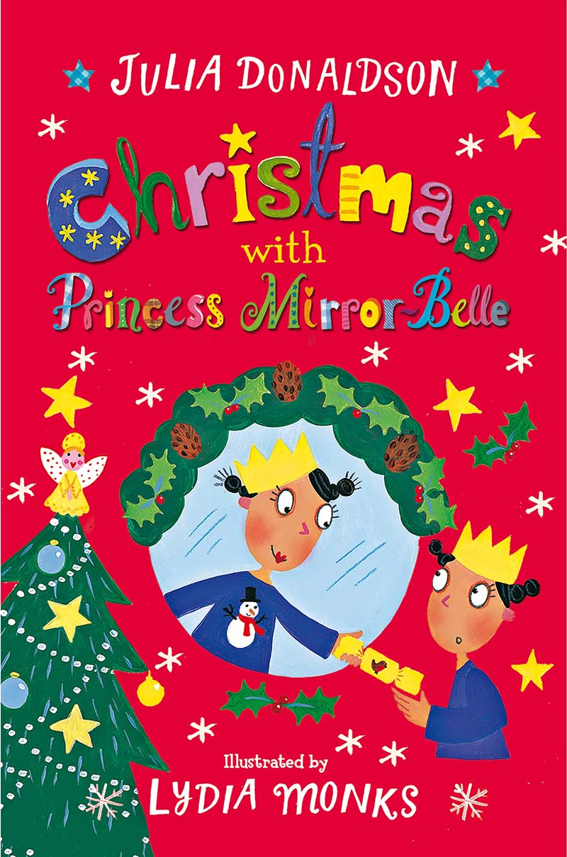 Christmas with Princess Mirror-Belle - Jacket