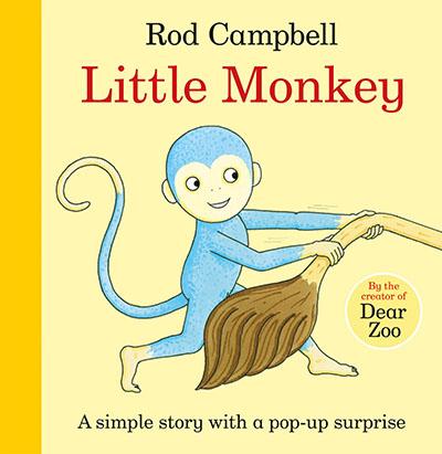 Little Monkey! - Jacket