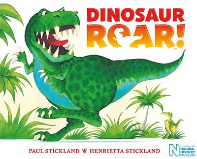 Dinosaur Roar! - Jacket