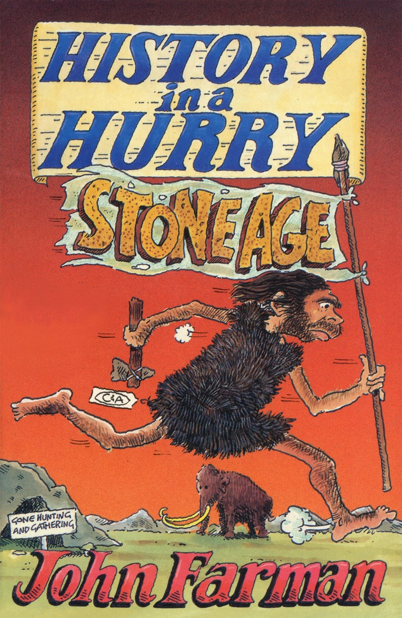 History in a Hurry: Stone Age - Jacket
