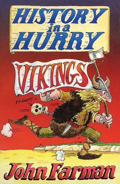 History in a Hurry: Vikings - Jacket