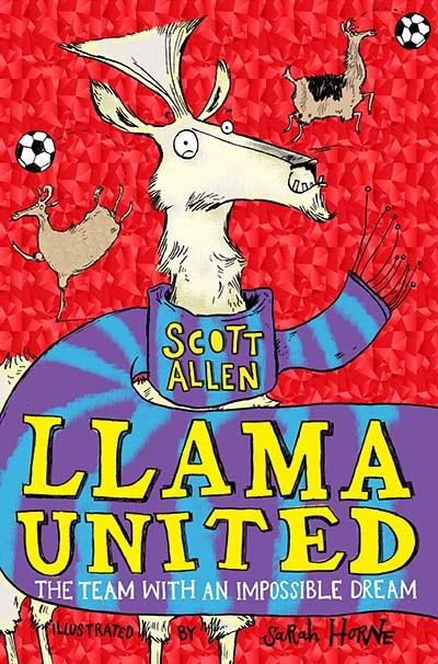 Llama United - Jacket
