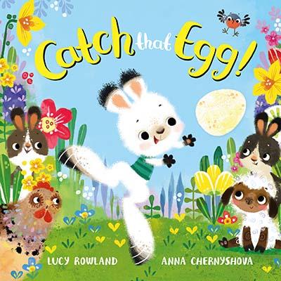 Catch That Egg! - Jacket