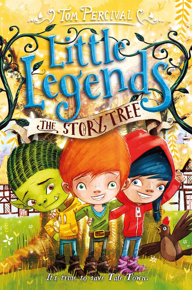 The Story Tree - Jacket