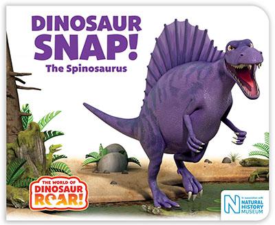 Dinosaur Snap! The Spinosaurus - Jacket