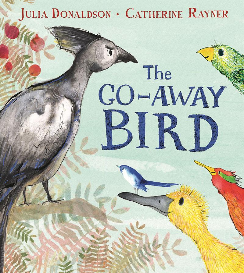 The Go-Away Bird - Jacket