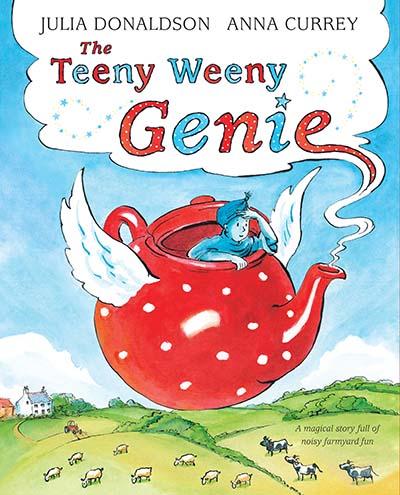 The Teeny Weeny Genie - Jacket