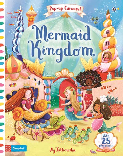 Mermaid Kingdom - Jacket