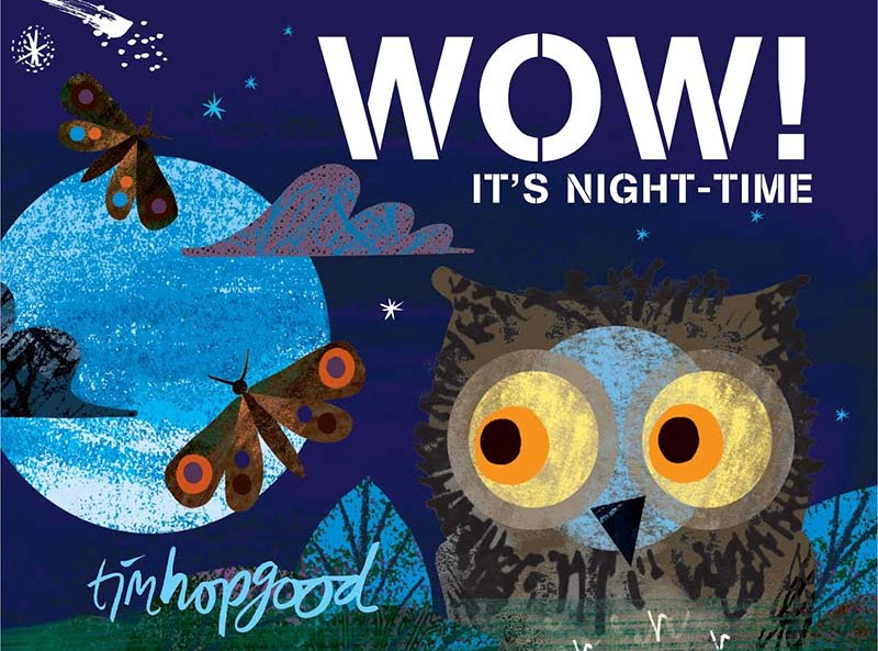 WOW! It's Night-time - Jacket