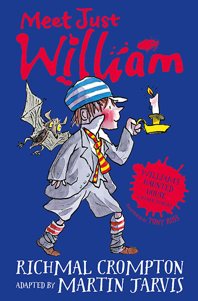 William's Haunted House and Other Stories - Jacket