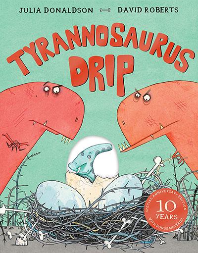 Tyrannosaurus Drip 10th Anniversary Edition - Jacket