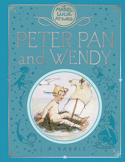 Mabel Lucie Attwell's Peter Pan and Wendy - Jacket