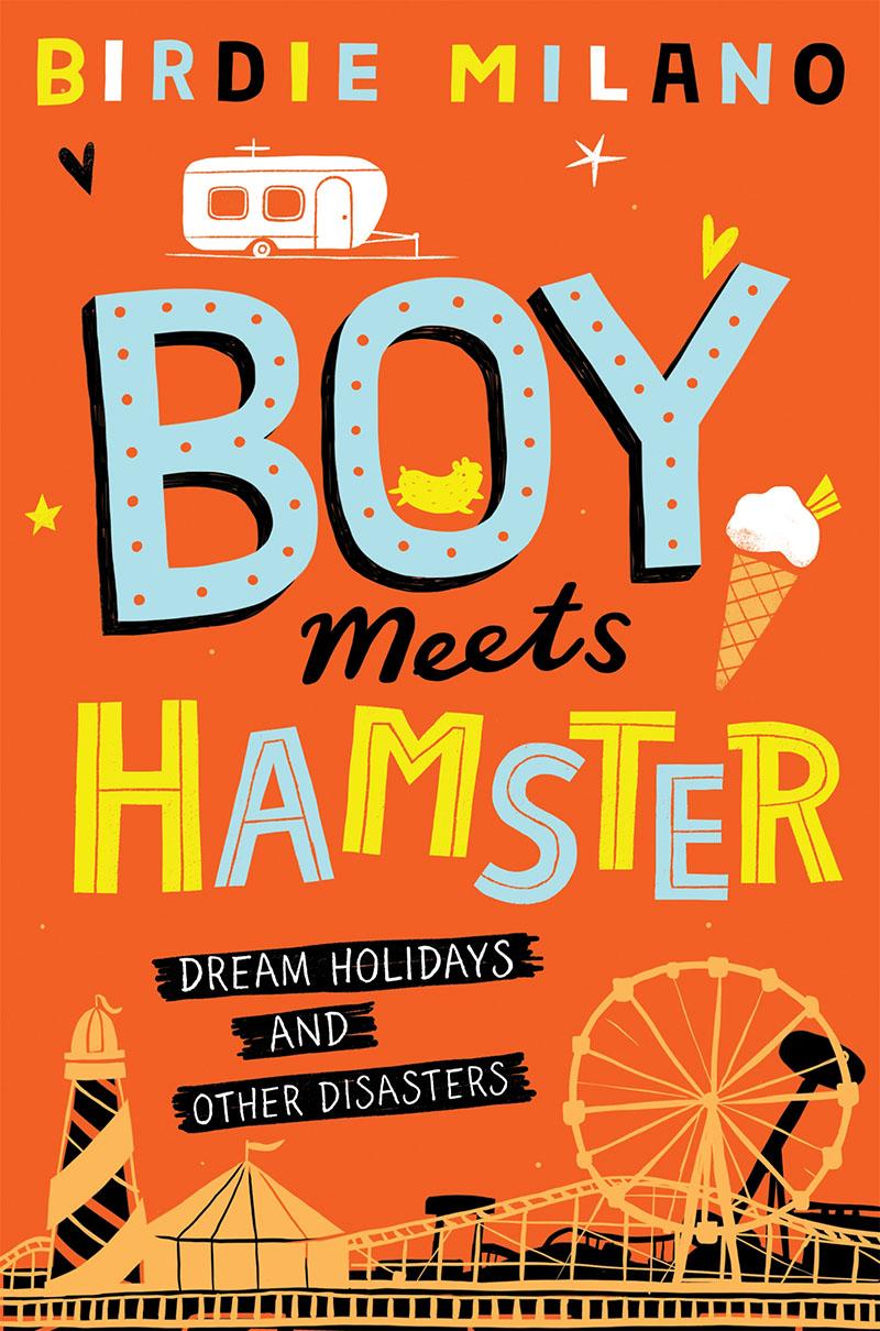 Boy Meets Hamster - Jacket