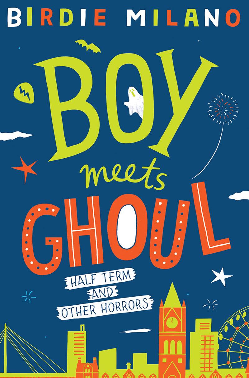 Boy Meets Ghoul - Jacket