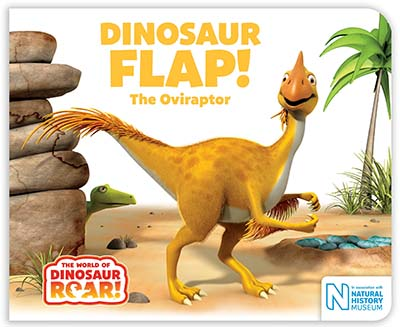 Dinosaur Flap! The Oviraptor - Jacket