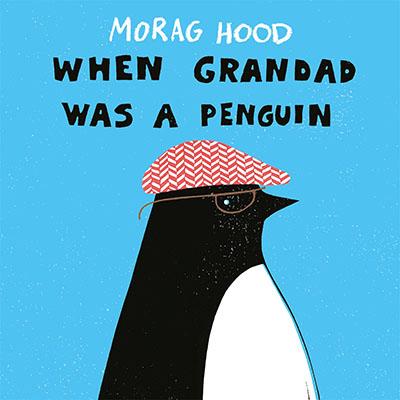 When Grandad Was a Penguin - Jacket