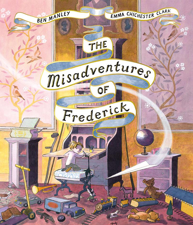 The Misadventures of Frederick - Jacket