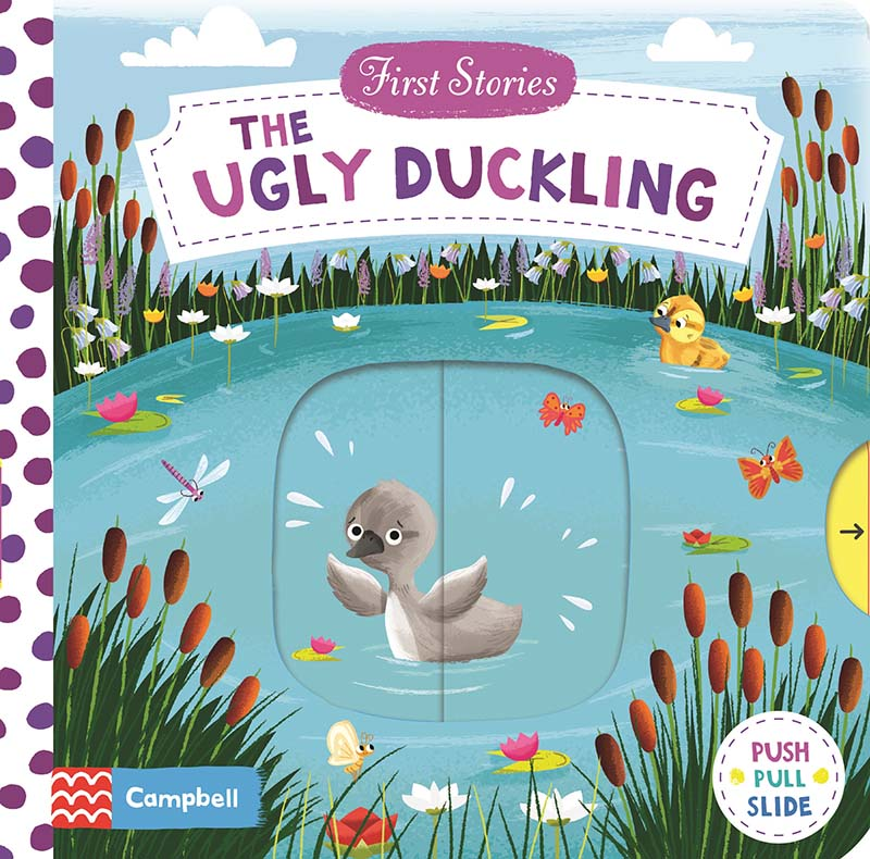 The Ugly Duckling - Jacket