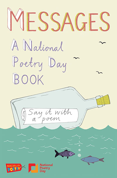 Messages: A National Poetry Day Book - Jacket