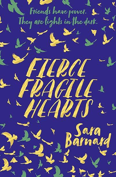 Fierce Fragile Hearts - Jacket