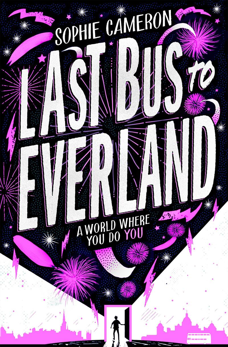 Last Bus to Everland - Jacket