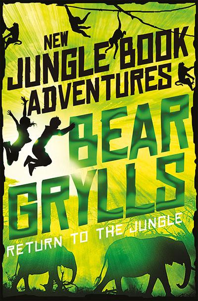 Return to the Jungle - Jacket