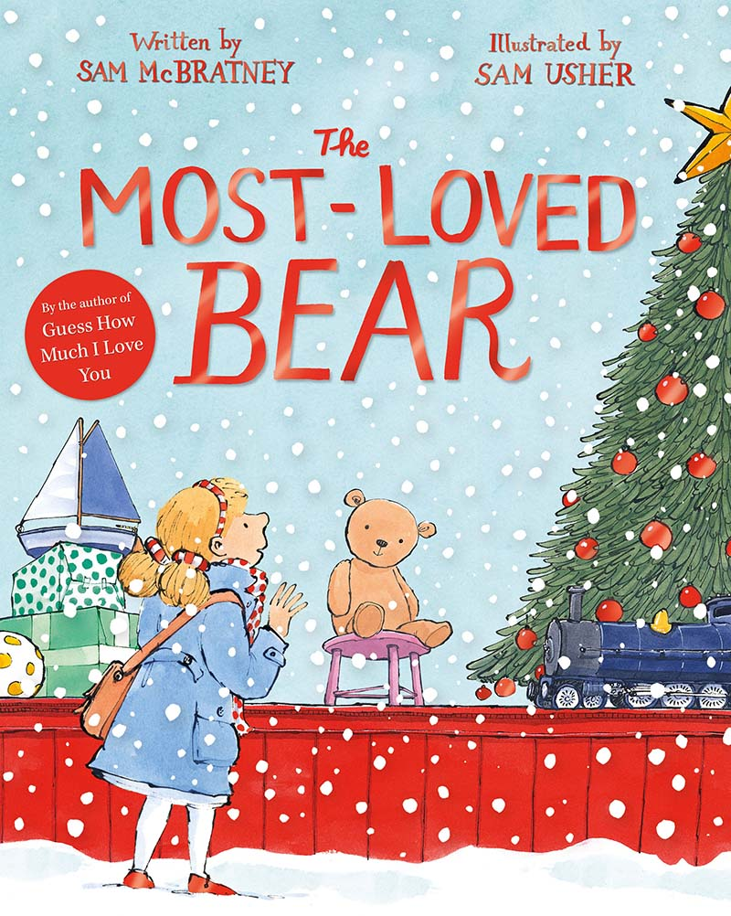 The Most-Loved Bear - Jacket