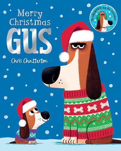 Merry Christmas, Gus - Jacket