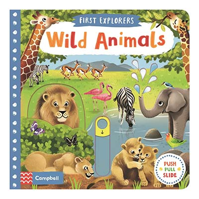 Wild Animals - Jacket