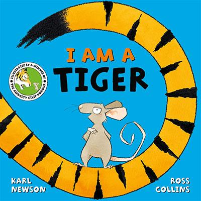 I am a Tiger - Jacket