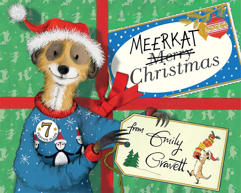 Meerkat Christmas - Jacket
