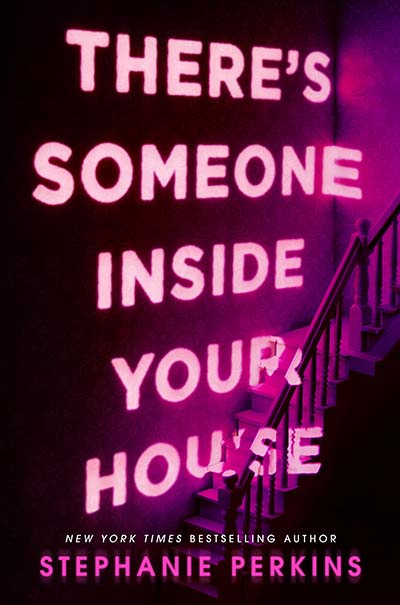 There's Someone Inside Your House - Jacket