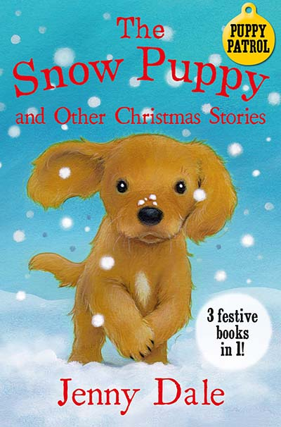 The Snow Puppy and other Christmas stories - Jacket