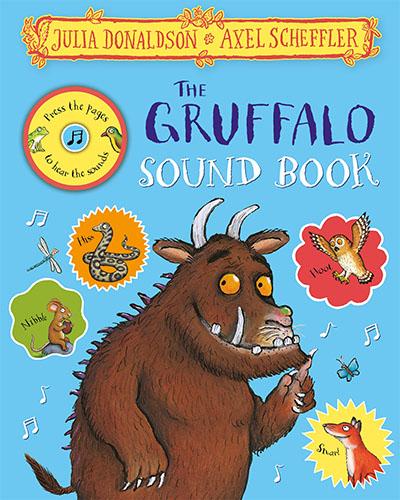 The Gruffalo Sound Book - Jacket