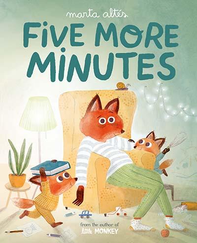 Five More Minutes - Jacket