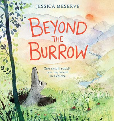 Beyond the Burrow - Jacket