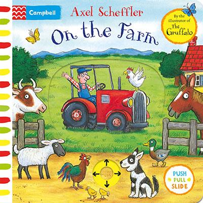Axel Scheffler On the Farm - Jacket