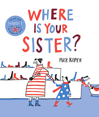 Where Is Your Sister? - Jacket