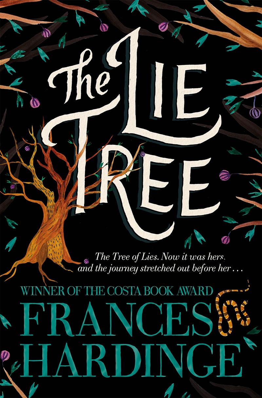 The Lie Tree - Jacket