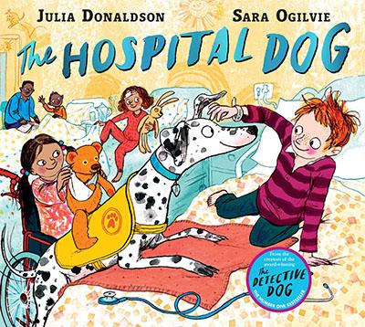 The Hospital Dog - Jacket