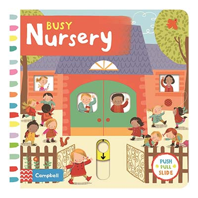 Busy Nursery - Jacket