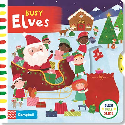 Busy Elves - Jacket