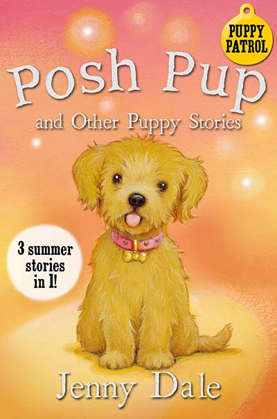 Posh Pup and Other Puppy Stories - Jacket