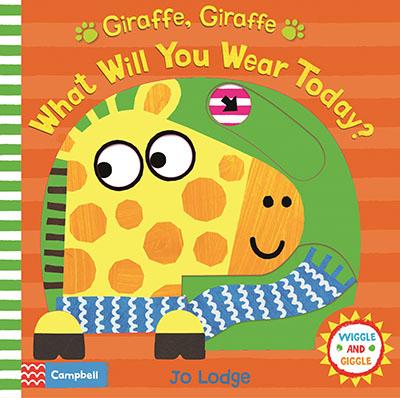Giraffe, Giraffe What Will You Wear Today? - Jacket