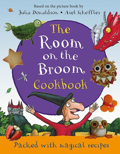 The Room on the Broom Cookbook - Jacket